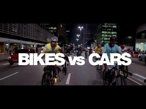 Bike vs Car