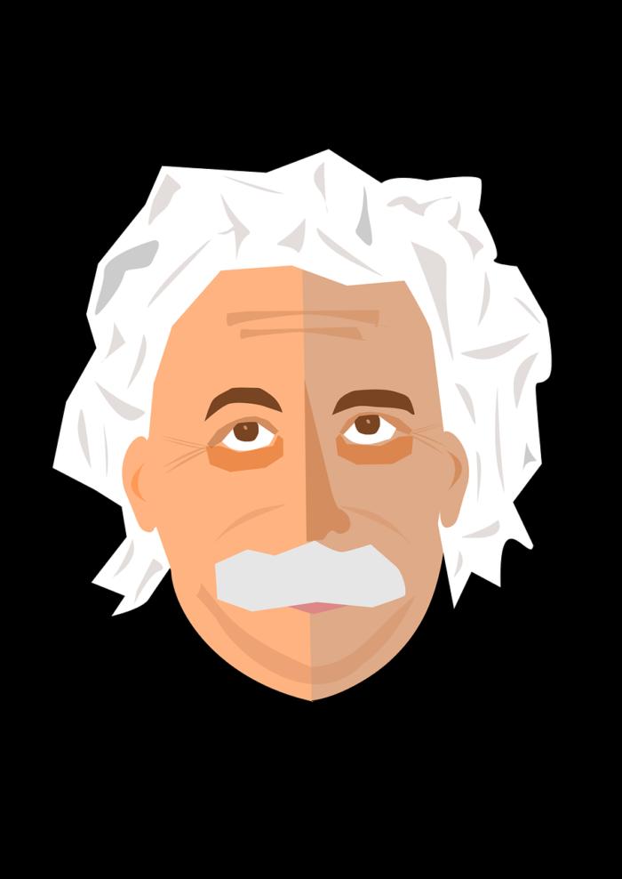 Einstein e la dea bendata