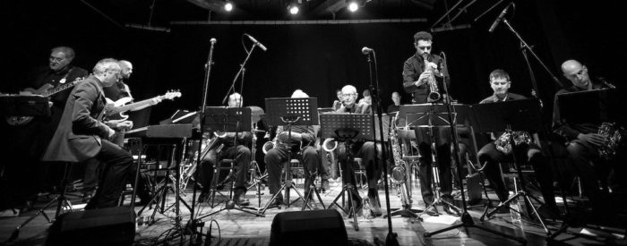 Roveri Big Band per Accensione Civica