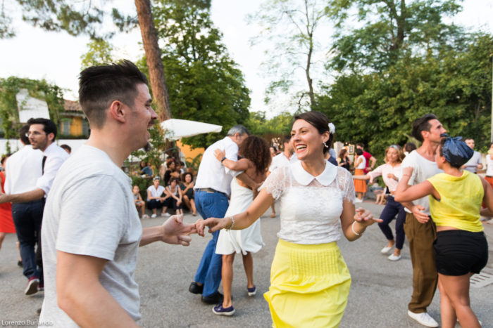 Swing Social Dance