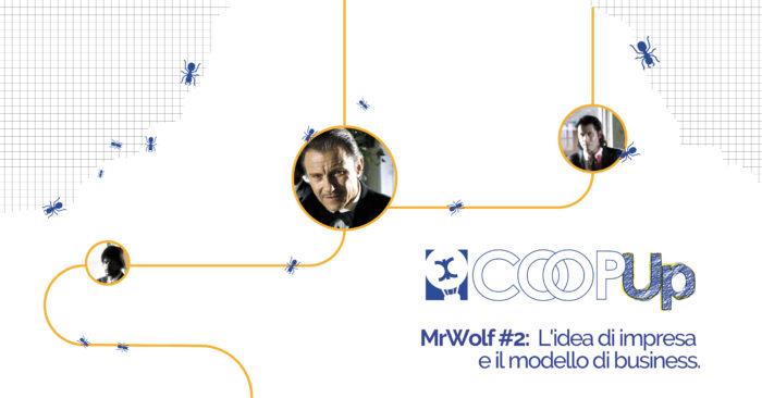 CoopUP Bologna | MrWolf#2: Idea di impresa e modello di business