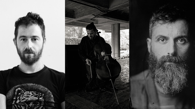 Stefano Pilia, Antonio Bertoni e Paolo Mongardi | PlayTime