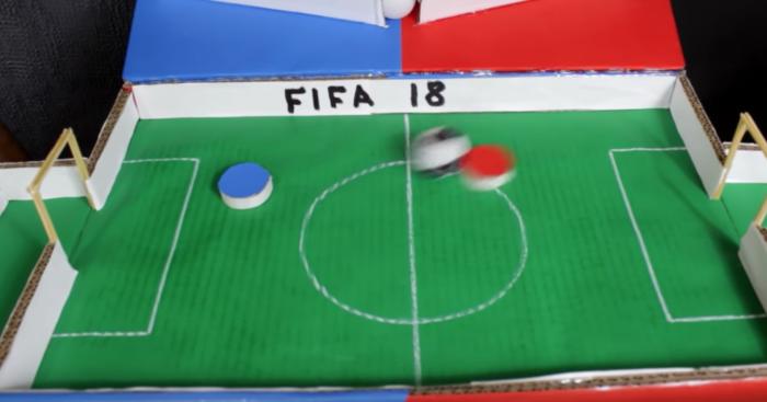 Box - Atelier didattico nomade: Il Cartone #2 | Soccer
