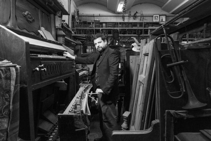 Massimo Martellotta: Live Solo | Live in Serre