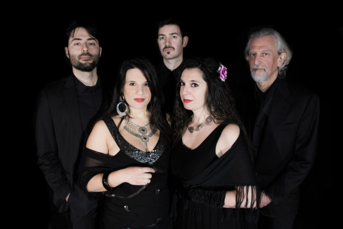 Fil Rouge Quintet | Live in Serre